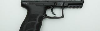 Heckler & Koch P30    9mm PA Knall Gas und Signalpistole
