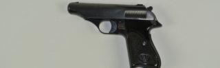 Bernadelli Pistole für Fallenjagd