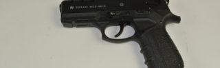 Zoraki 4918  Gas und Signalpistole