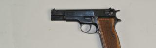 Mauser Pistole Model 90 DA