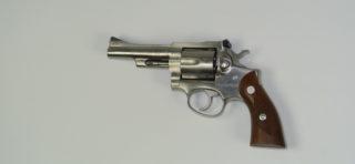 Ruger Revolver GA  4″