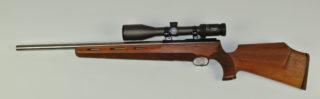 Weihrauch Matchhornet Model 66