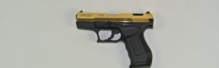 Walther P99 Sonderedition Gold