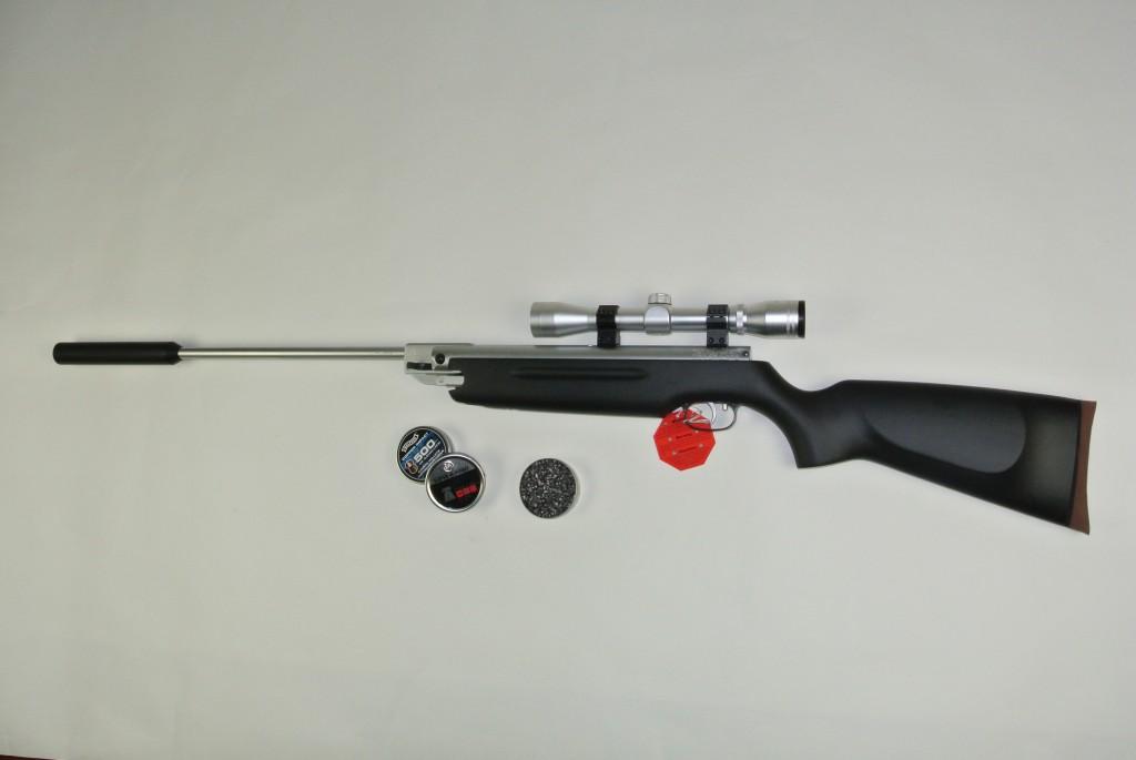 Weihrauch luftgewehre auf der iwa airghandi