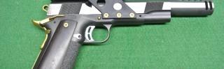 Caspian Pistole IPSC  offene Klasse