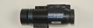 Aimpoint Comp mit Weavermontage
