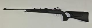 Mauser 98 mit Lochschaft