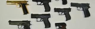 Gaspistolen,Signalwaffen,Umarex,Walther,Röhm