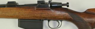 Handspannung / Einsteckmagazin Mauser 98