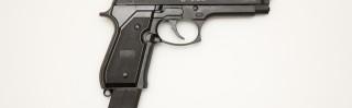 Reck Miami 92F 9mm PA Knall Gas und Signalpistole
