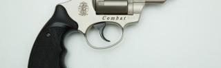 Smith & Wesson Combat Kal. 9mm brüniert