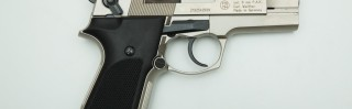 Walther P88 Compact 9mm PA Knall Gas und Signalpistole