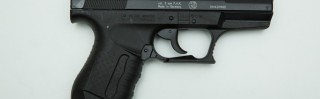 Walther P99 9mm PA Knall Gas und Signalpistole